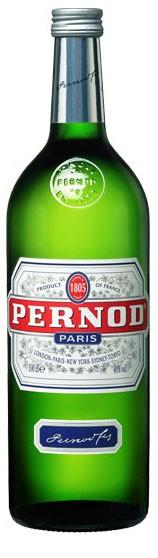 Pernod Flasche 1,0 ltr.