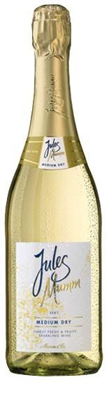 Jules Mumm Medium Dry Flasche 0,75 ltr.