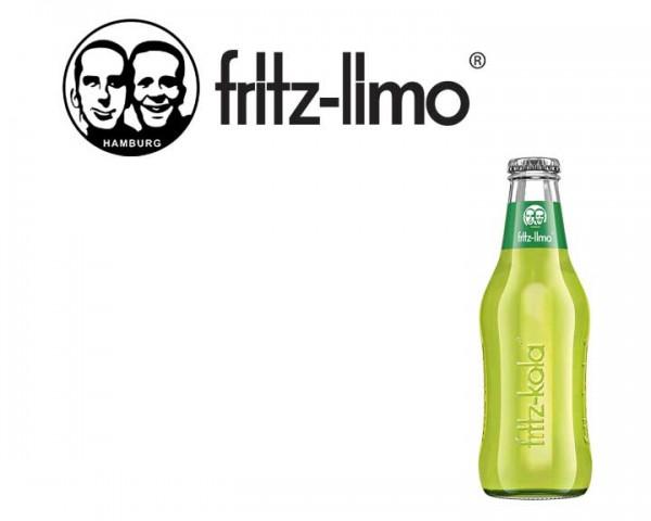 Fritz Limo Melone Kiste 24x0,2 ltr.