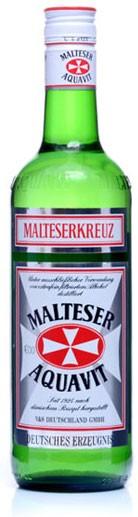 Malteserkreuz Flasche 0,7 ltr.