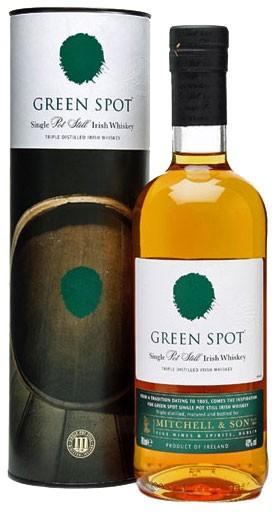 Green Spot Flasche 0,7 ltr.