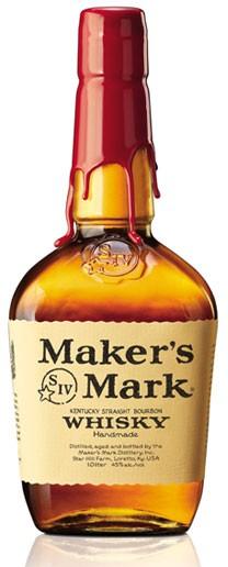 Maker´s Mark Flasche 0,7 ltr.