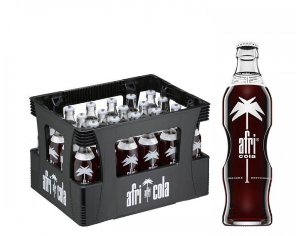 Afri Cola ohne Zucker Kiste 24x0,33 ltr.