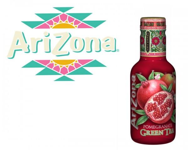 Arizona Pomegranate Green Tea 6x0,5tr. PEW