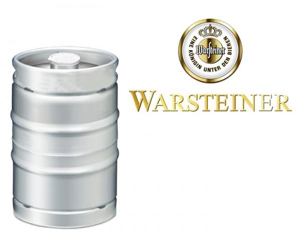 Warsteiner Premium Verum Fass 50 ltr