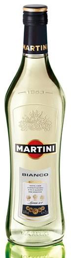Martini Bianco Flasche 0,75 ltr.