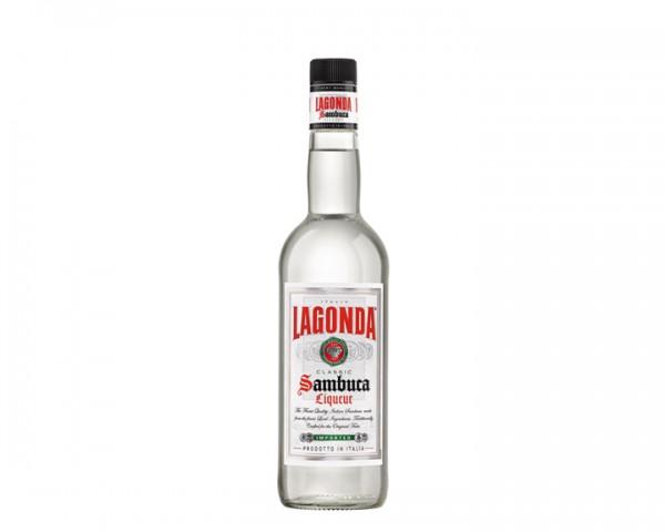 Lagonda Sambuca Flasche 0,7 ltr