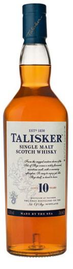 Talisker 10 Jahre Flasche 0,7 ltr.