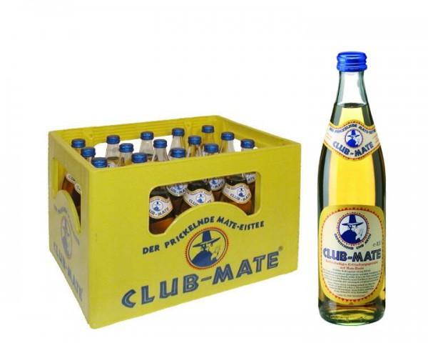 Club Mate Kiste 20x0,5 ltr.
