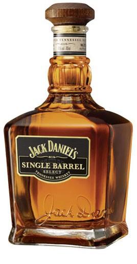 Jack Daniel´s Single Barrel Flasche 0,7 ltr.