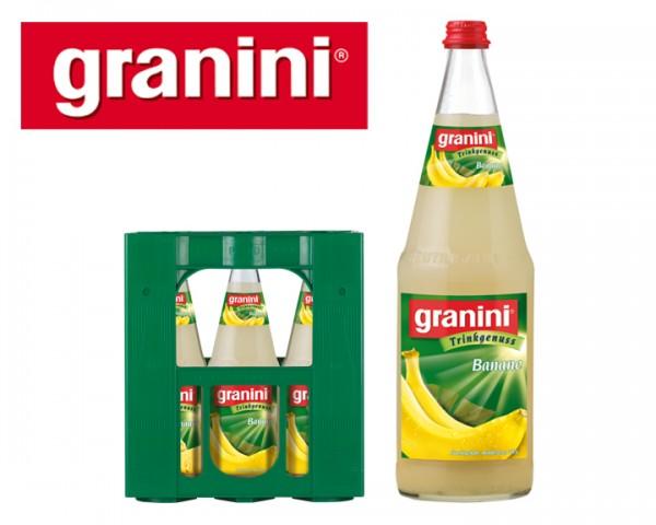 Granini Banane Nektar 6x1,0 ltr
