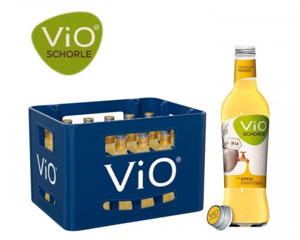 Vio Schorle Apfel Kiste 24x0,3 ltr.
