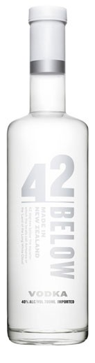 Below 42° Flasche 0,7 ltr.