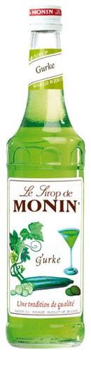 Monin Gurke Flasche 0,7 ltr.
