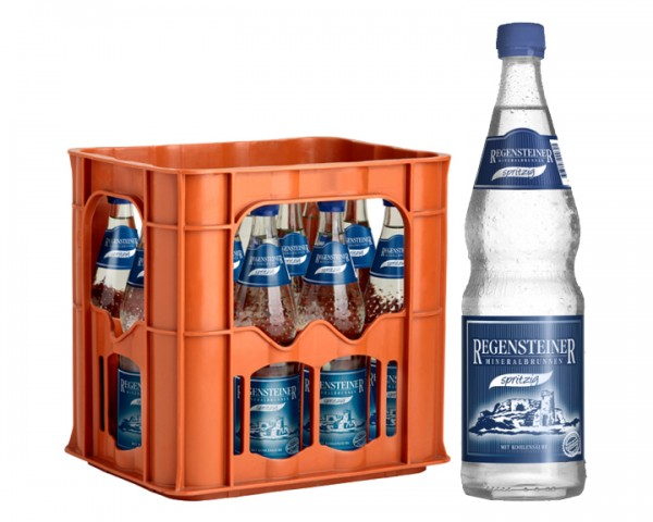 Regensteiner Spritzig 12x0,7 ltr