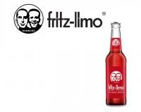 Fritz Limo Apfel-Kirsch-Holunder Kiste 24x0,3