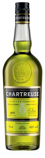 Chartreuse jaune Flasche 0,7 ltr.