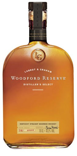Woodford Reserve Flasche 0,7 ltr.