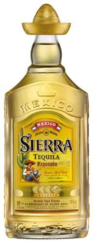 Sierra Tequila Reposado Flasche 0,7 ltr.