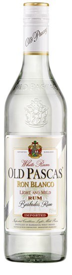 Old Pascas Ron Blanco Flasche 1,0 ltr.
