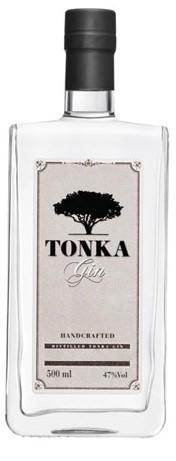 Tonka Gin Flasche 0,5 ltr.