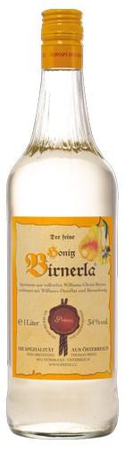 Prinz Honig Birnela Flasche 1,0 ltr