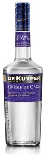 Crème de Cacao  - De Kuyper Flasche 0,7 ltr.