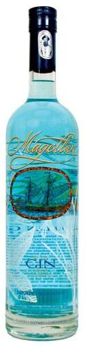 Magellan Blue Gin Flasche 1,0 ltr.