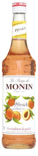 Monin Pfirsich Flasche 0,7 ltr.