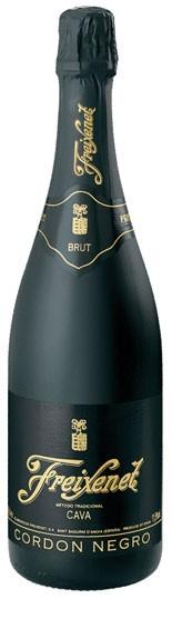 Freixenet Cordon Negro Brut Flasche 0,75 ltr.