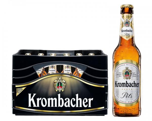 Krombacher Pils 24x0,33 ltr