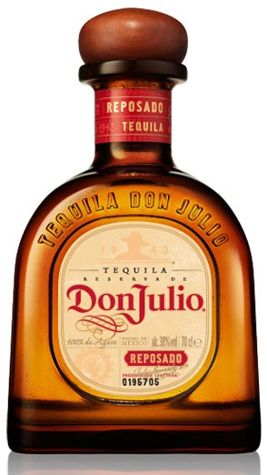 Don Julio Reposado Flasche 0,7 ltr.