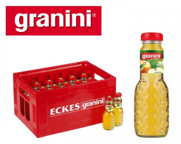 Granini Apfelsaft klar 24x0,2 ltr