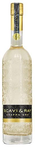 Scavi & Ray Grappa Oro Flasche 0,7 ltr