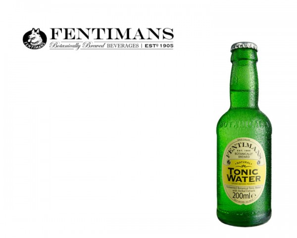 Fentimans Tonic Water  Tray 24x0,2 ltr.