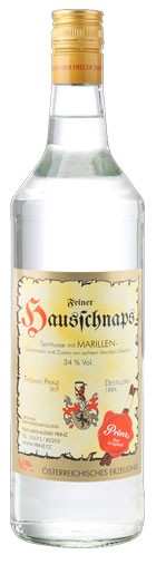 Prinz Hausschnaps Marille Flasche 1,0 ltr