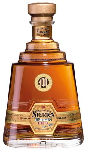 Sierra Milenario Extra Añejo Flasche 0,7 ltr.