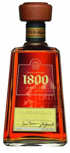 Tequila 1800 Reposado Anejo Flasche 0,7 ltr.