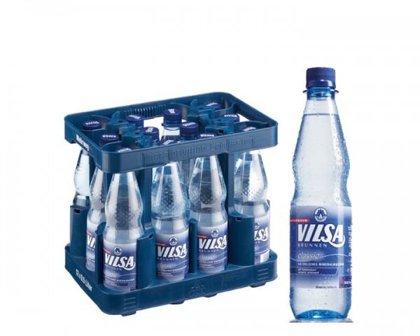 Vilsa Classic Kiste 12x0,5 ltr. PET