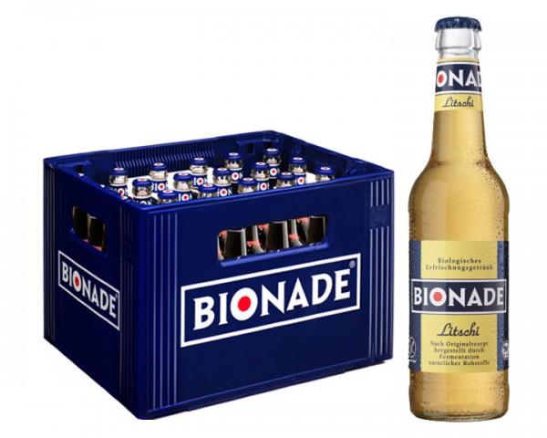 Bionade Litschi 24x0,33 ltr