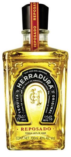 Herradura Reposado Flasche 0,7 ltr.