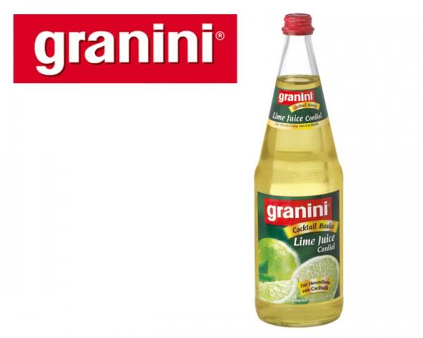 Granini Lime Juice 6x1,0 ltr