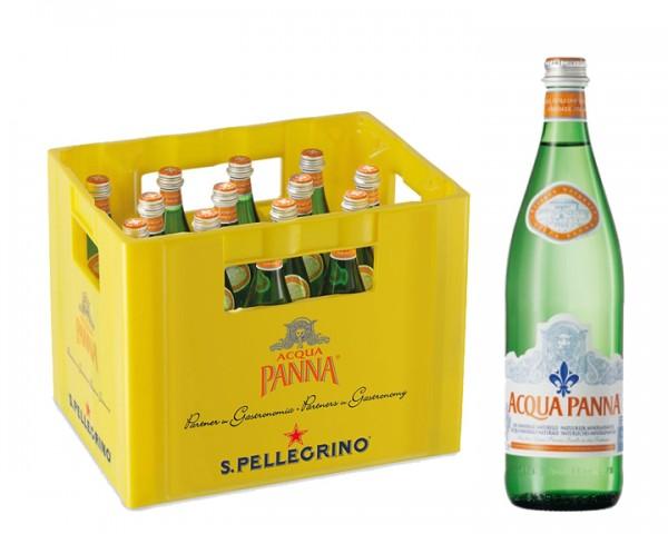 Aqua Panna Kiste 16x0,75 ltr