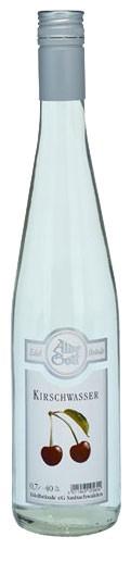 Alde Gott Kirschwasser Flasche 0,7 ltr