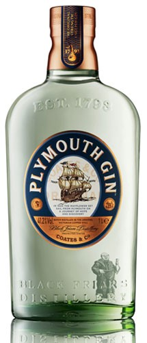 Plymouth Gin Flasche 1,0 ltr.