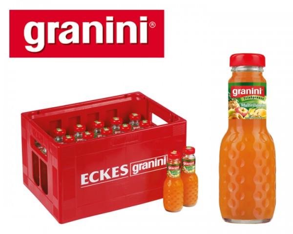 Granini Multivitamin Nektar Kiste 24x0,2 ltr.