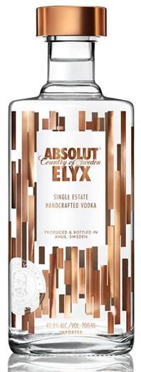 Absolut Elyx Flasche 0,7 ltr.