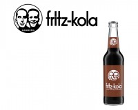 Fritz Kola Kaffeebrause Kiste 24x0,33 ltr.
