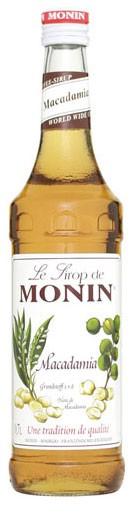 Monin Macadamia Flasche 0,7 ltr.
