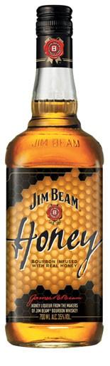 Jim Beam Honey Flasche 0,7 ltr.